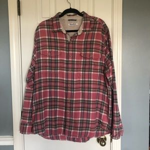 Tommy Bahama Men's Flannel Shirt